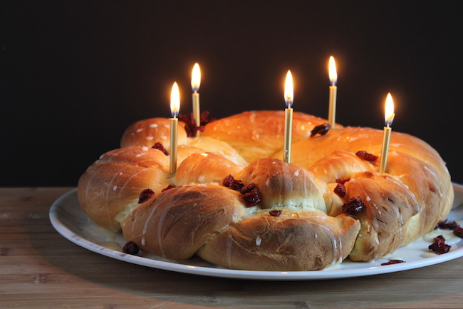 Lucia Crown Bread