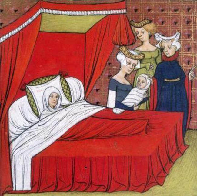 Birth Louis VIII