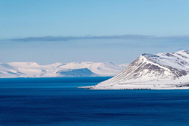 Svalbard acrchipelago