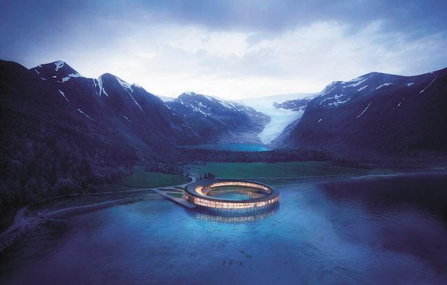 Svart Glacier Hotel