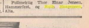 Lofotposten Search for Thor