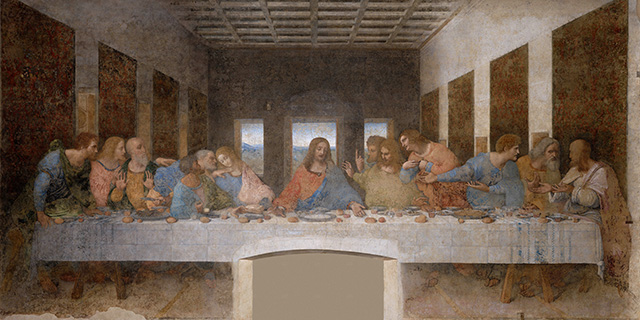 The Last Supper- Pesach