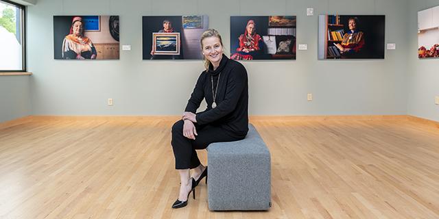 Christina Carleton - pivoting online