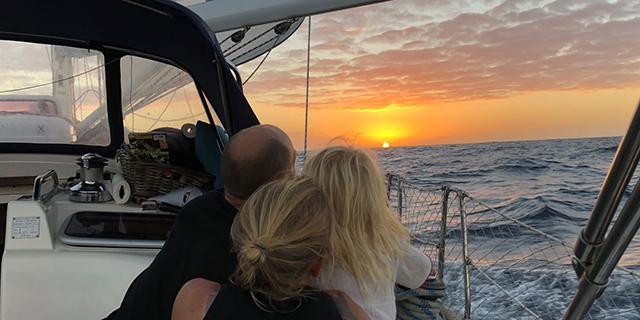 Ingrid Slungaard Myklebust - Sailing