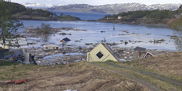 Norway - Landslide