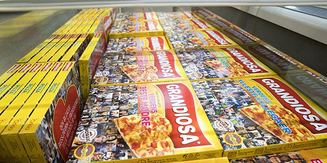 Grandiosa - Pizza