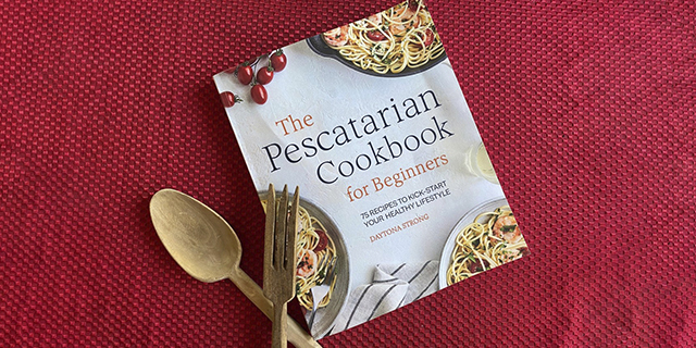 pescatarian cookbook