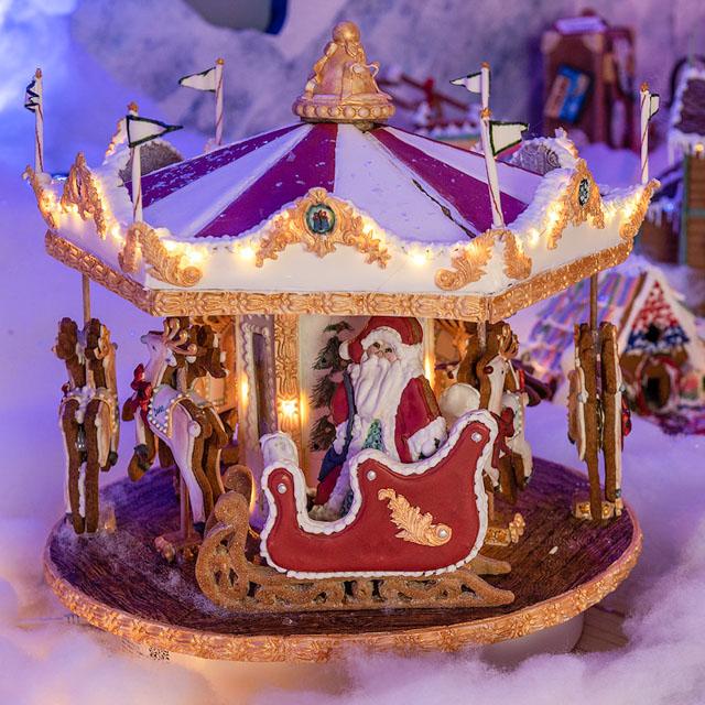 Norway House Gingerbread Wonderland Winners