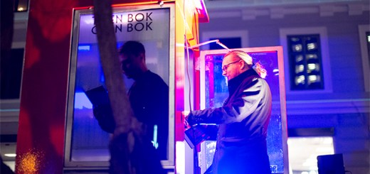 book booth