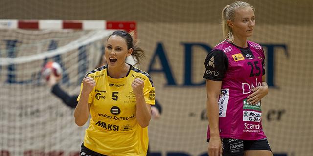 Larvik women handball