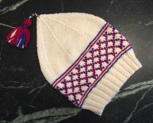 Sami Inspired Hat