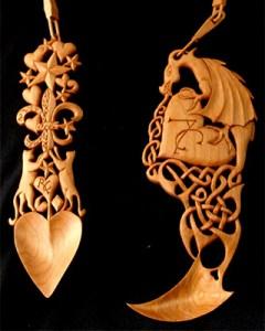 wedding spoons