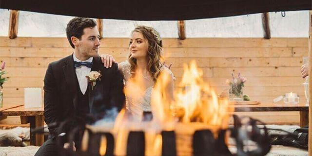Friluftsliv weddings