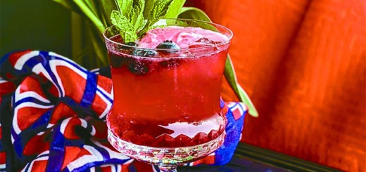 Syttende mai cocktail