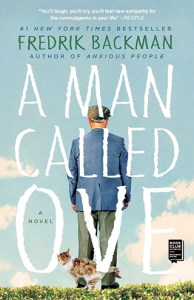 A Man Called Ove book cover for summer 2021 summer reading guide