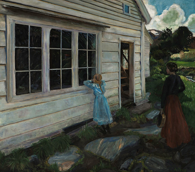 Astrup painting