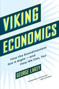 book cover for Viking economics