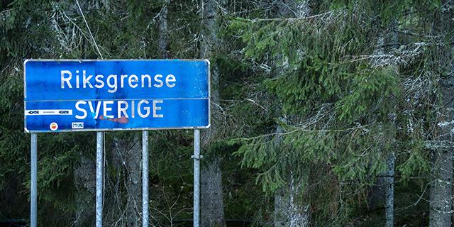 Norwegian-Swedish border