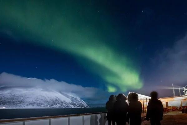 Northern Lights Duration