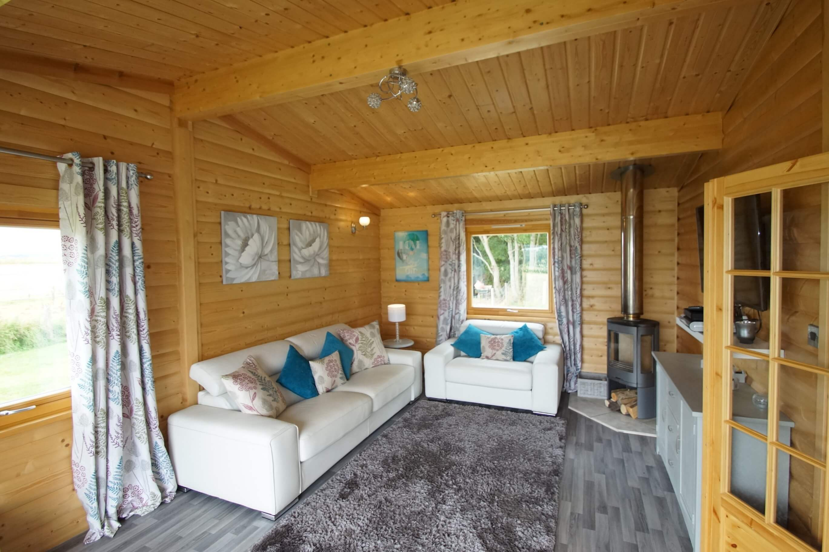 Mobile And Transportable Homes Norwegian Log