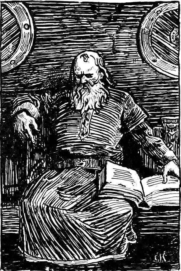 Literature and Old Norse Mythology | Norwegian School Online