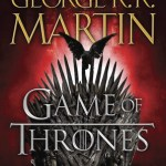 Game of Thrones Random House edition hardcover, signed