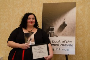 2015 Philip K Dick Award Winner Meg Eilson
