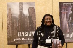 2015 Philip K Dick Special Citation Award winner Jennifer Marie Brissett