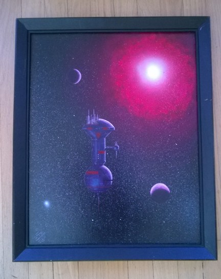 Stardock by M Taylor Blanchord