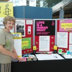 Norwich Amnesty at Norwich Pride 2016