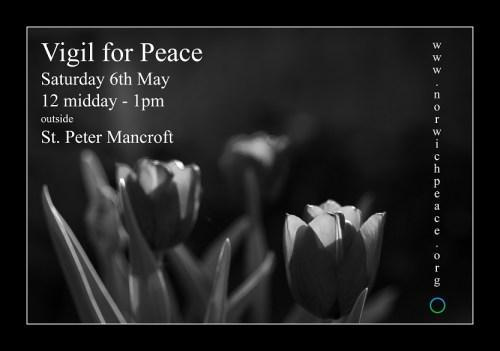 Peace Camp May