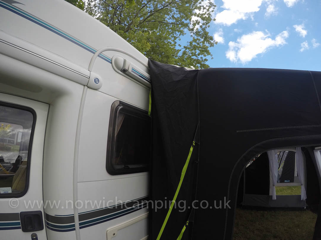 Kampa Motor Rally Air Pro 330 Driveaway Awning