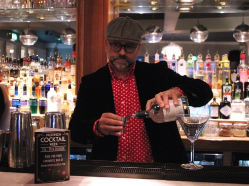 Norwich Cocktail Competition