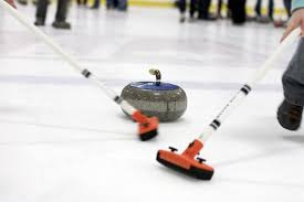 the curling sport