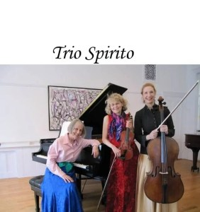 Musical Sundays Concert Series: Trio Spirito @ Morrill Memorial Library, Simoni Room | Norwood | Massachusetts | United States