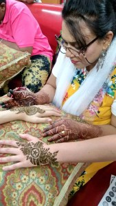 Henna at Norwood Day @ Norwood, MA
