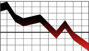 line-graph-showing-downward-trend