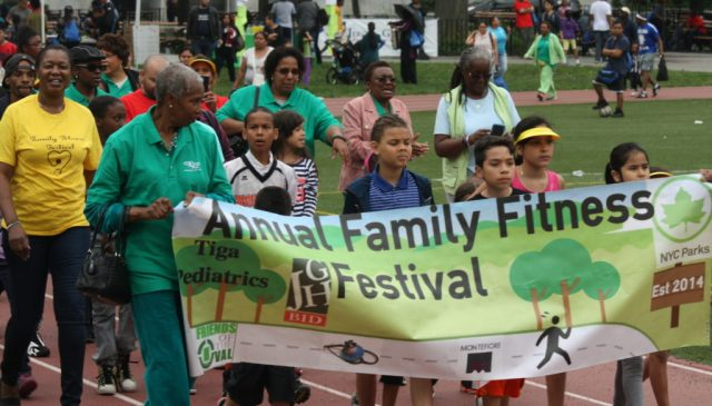 Out & About: Get Ready for Family Fitness Fun in the Bronx