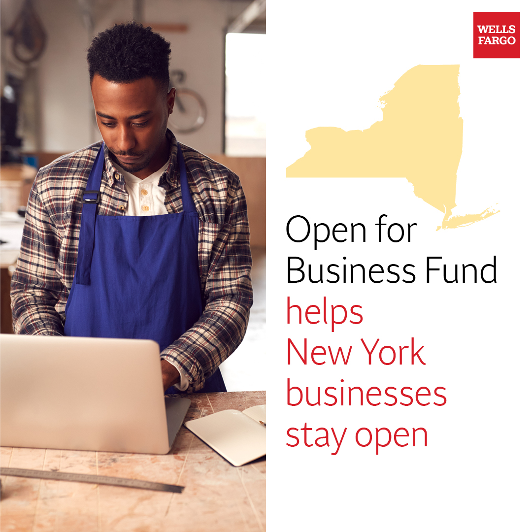 www.norwoodnews.org: Wells Fargo Provides  million to Local CDFIs to Help Small Businesses Impacted by COVID-19