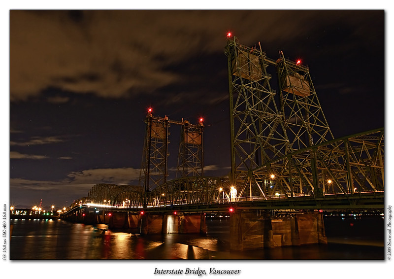 Interstate Bridge, Vancouver, WA