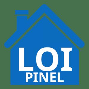 logo investissement loi Pinel