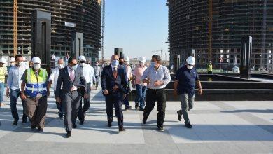 تفاصيل جولة وزير الإسكان والمشاريع بمدينة العلمين الجديدة (صور)