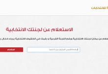 رابط موقع اللجنة العليا للانتخابات مصر لانتخابات مجلس الشيوخ 2020