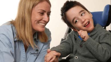 أنواع الشلل الدماغي ودور البوتكس والعلاج الطبيعي والوظيفي