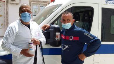 لذوي الاحتياجات الخاصة .. تونس تخصص فريقًا متنقلًا لتطعيم فيروس كورونا