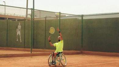 لذوي الإعاقة.. تفاصيل بطولة كأس مصر للتنس الأرضي 2021