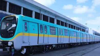 مجهز لذوي الاحتياجات الخاصة .. وصول القطار الثامن لمترو الأنفاق خلال ساعات
