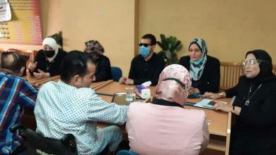 لمناقشة قضايا ذوي الإعاقة .. تفاصيل اجتماع المجلس القومي للمرأة