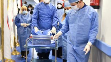 معهد ناصر يبدأ حقن العلاج الچيني لإحدى أطفال ضمور العضلات الشوكي اليوم