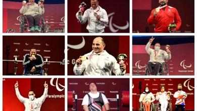 25 ميدالية عربية.. الأردن تتصدر ومصر بالمركز الرابع في تتويجات بارالمبياد طوكيو
